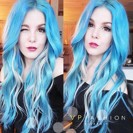 Ombre Pastel Hair Colors At Blog Vpfashion