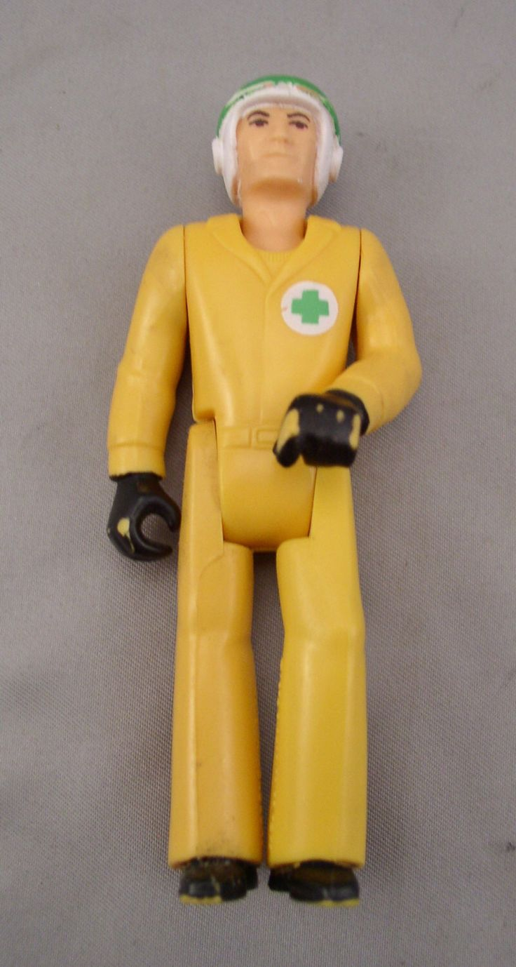 Claasic vintage toys vintage toys second shout out http www - 1970s Fisher Price Adventure People Rescue Pilot Figure From Set No 305 Vintage Toy By
