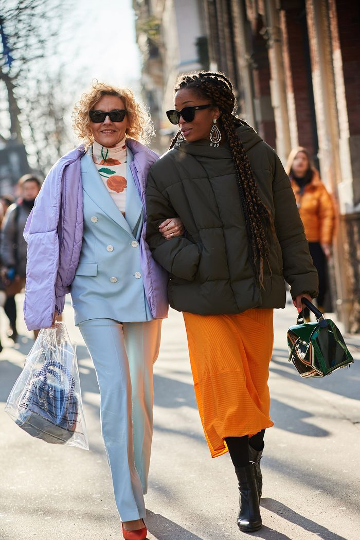 37bc53115e19f The Latest Street Style From Paris Fashion Week Fall 2018