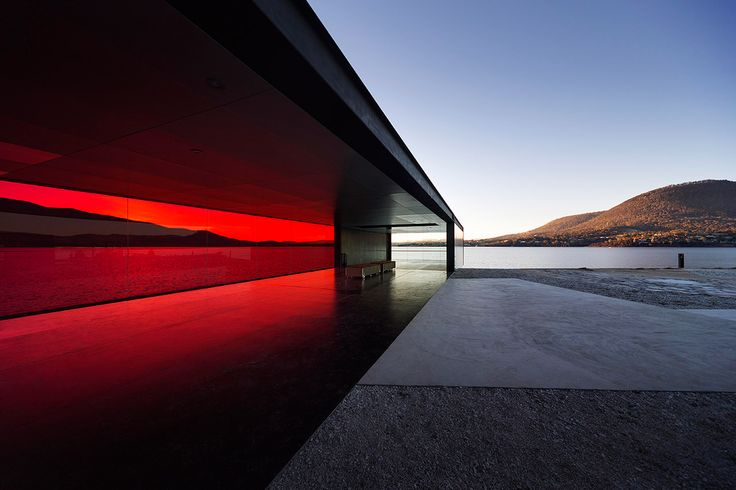 GASP! Stage Two, designed by Room 11 | The Glenorchy Arts and Sculpture Park, Tasmania, Australia