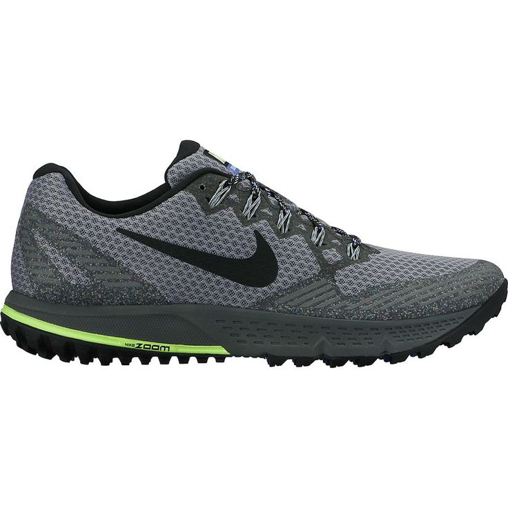 Mens Nike Air Zoom Wildhorse 3 Trail Running Shoe at Road Runner Sports