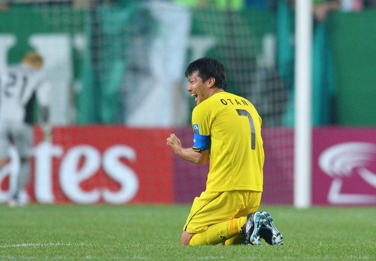 Hidekazu Otani - Jeonbuk Hyudai Motors v  Kashiwa Reysol - AFC Asian Champions League