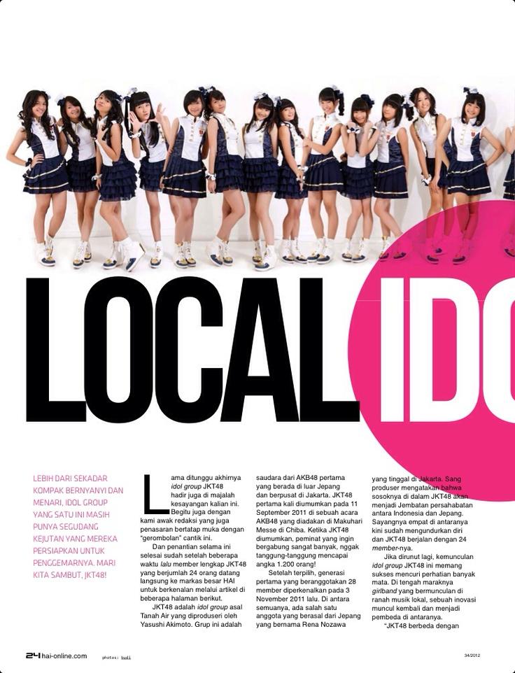 Hai 08.2012 JKT48