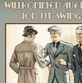 Juke Jive Swing Team - Swing, Rockabilly, Rock`n`Roll, Blues, Jive, Boogie Woogie, Lindy Hop, Neoswing, Vintage Ties