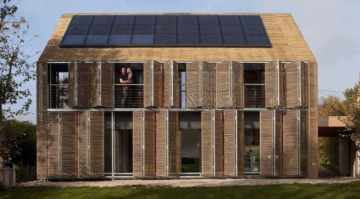 GREEN VISION | Karawitz Architecture | Maison Bessancourt