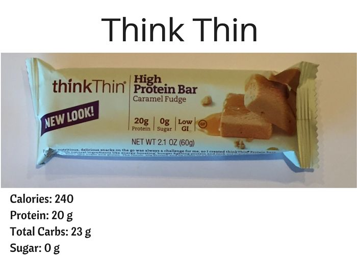 best tasting protein bars for women over 40
