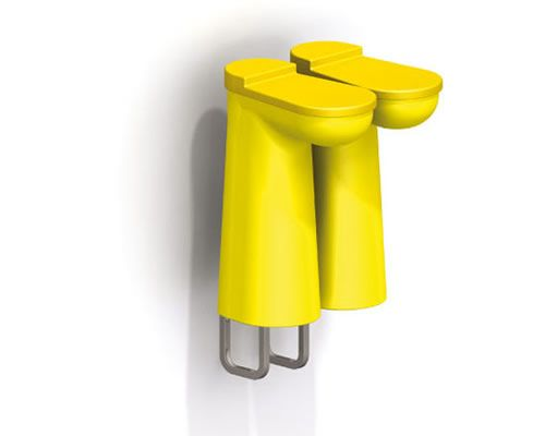 Welly Boot Storage Hook