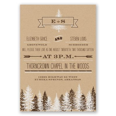 Shop For Antique Burlap Look Wedding Invitations At Invitations By Davidu0027s  Bridal! Find Matching Wedding Stationery, Accessories And More.