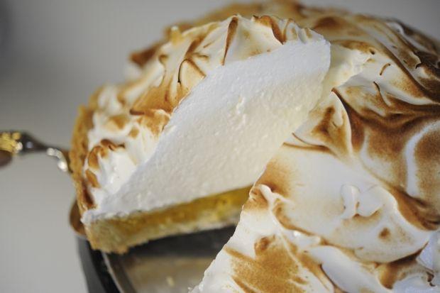 Deep-Dish Pumpkin-Meringue Pie | Pumpkin is a Season | Pinterest