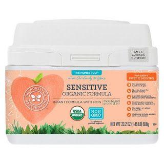 Review: Honest Company Formula Sensitive