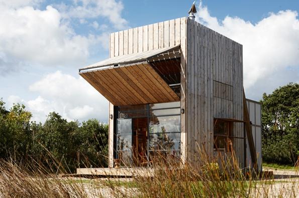 Crosson Clarke Carnachan - Hut on Sleds