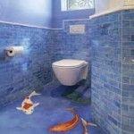 Koi Fish Bathroom Floor For The Bathrooms For The Bathrooms
