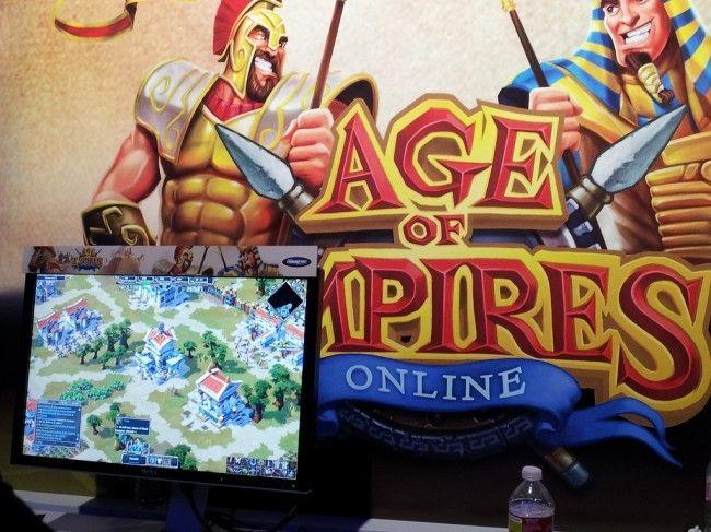 Microsoft prepara versiones de sus juegos para iOS y Android, empezando por Age of Empires http://www.genbeta.com/p/102287