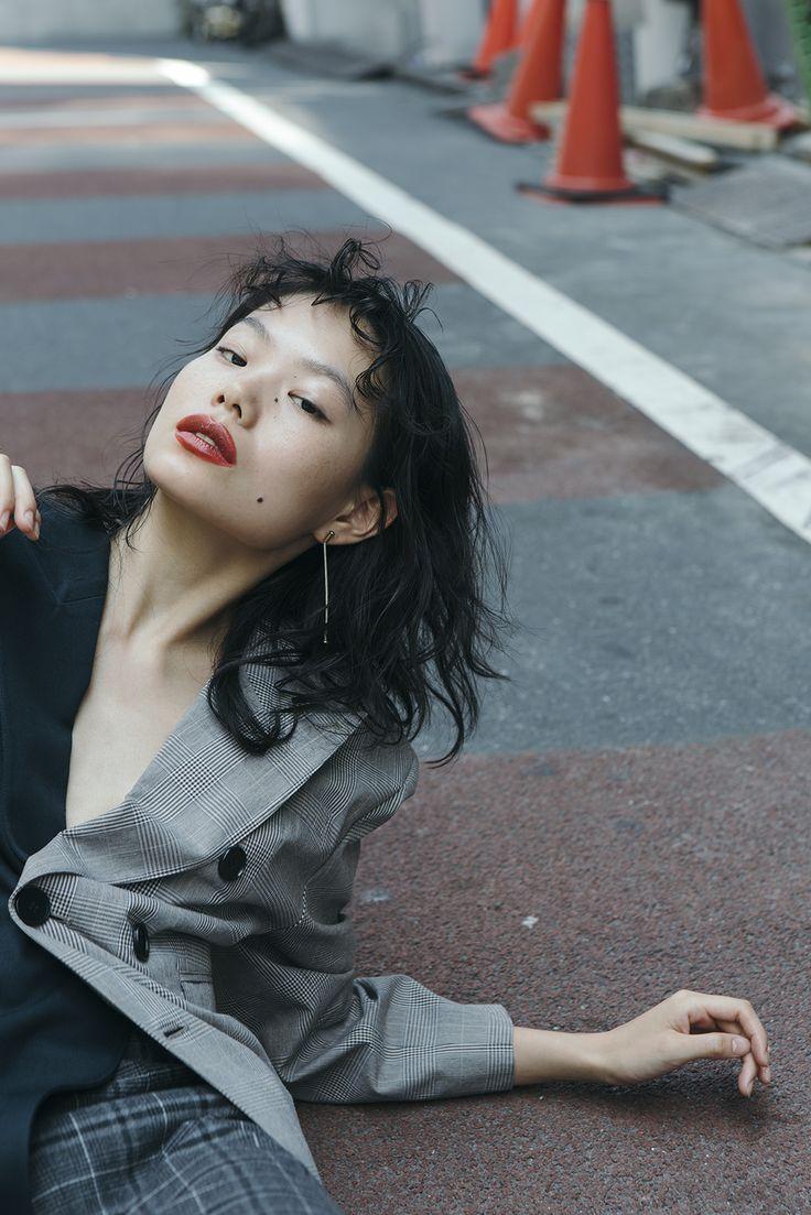Nairu Yamamoto for Cause Magazine - photography by Takeuchiss