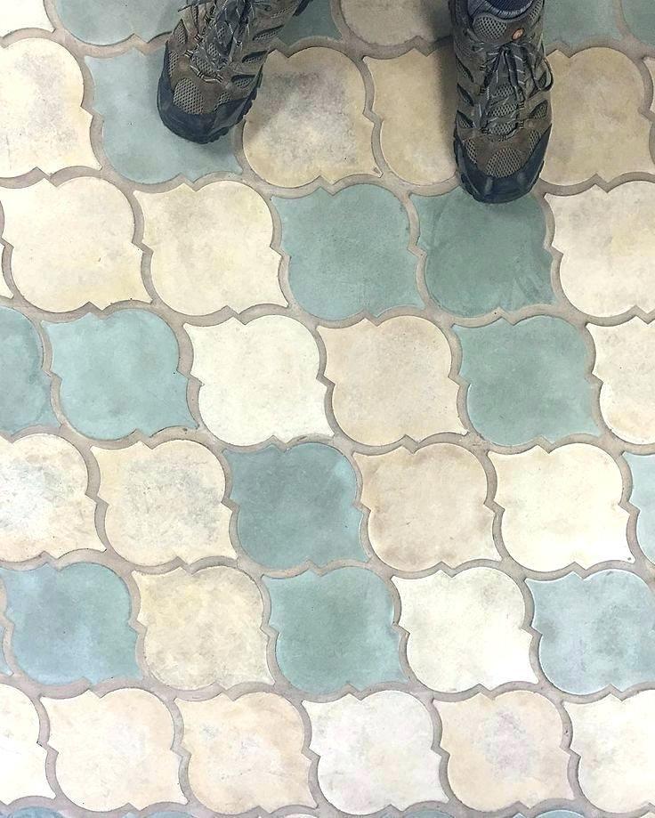 Moroccan Tiles Bathroomstyle Floor Tiles Bathroom Floor