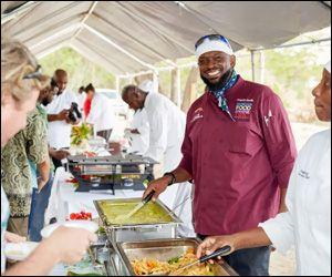 Chef Gregory - Nevis Mango Festival