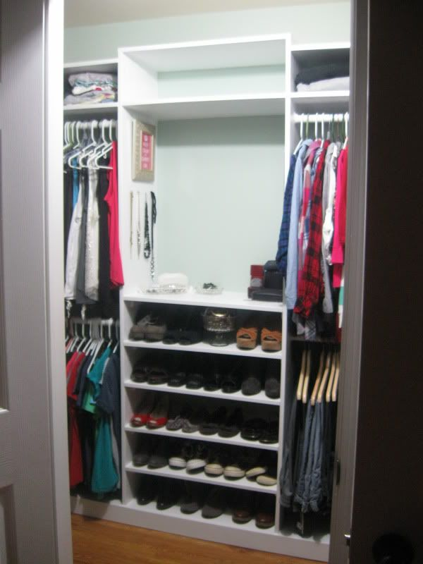 1000 Ideas About Closet Redo On Pinterest Closet