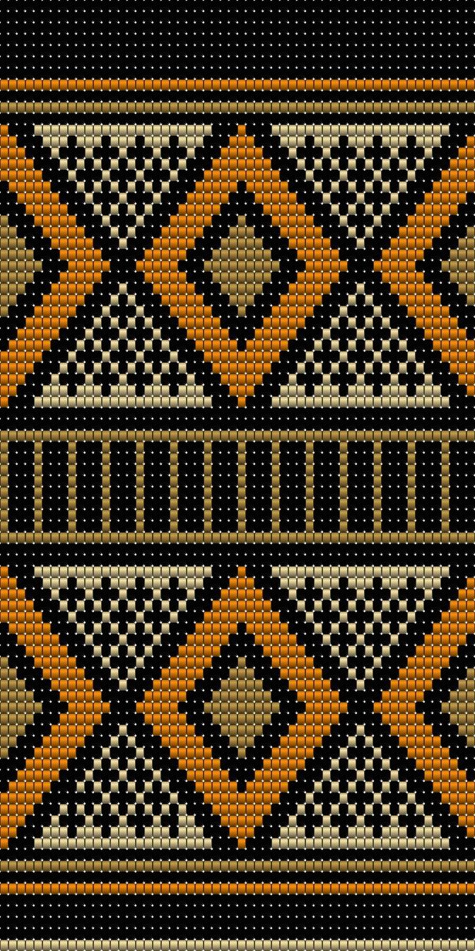 mochilla telpatroon 56 kolommen