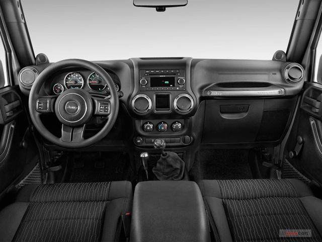 Great  2013 Jeep Wrangler Interior