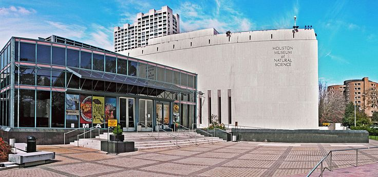 Visit the Houston Museum of Natural Science and see prehistoric beasts and more.