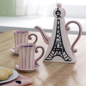 uma xicara de chá, por favor.
