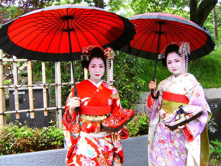 Geisha of Kyoto