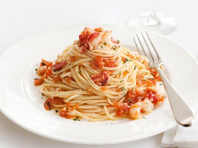 ricetta Linguine all'astice Sale&Pepe