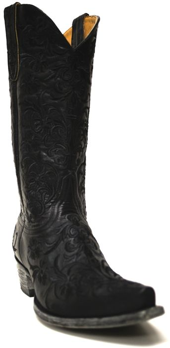 Old Gringo Women's Black Clarise Boots -- Old Gringo has designed some amazing boots! | SouthTexasTack.com
