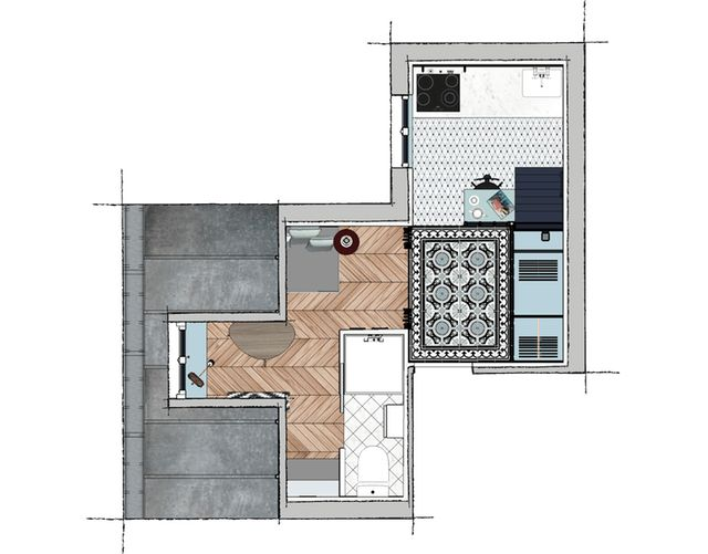 Space Saving House Plans 220 best small / tiny house floorplans images on pinterest   small