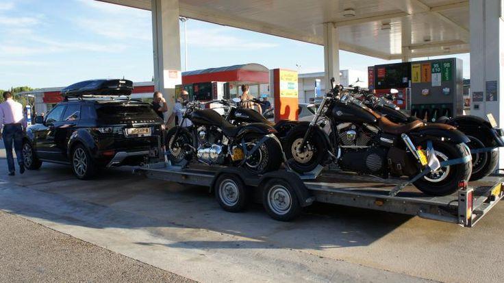 Motortrailers | Bouwman Aanhangwagens www.bouwmanaanhangwagens.nl