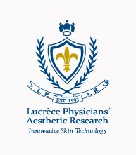 Lucrece Physician's Aesthetic Research  (L.P.A.R.) Skin Care  Uses peptides which help with skin elasticity.