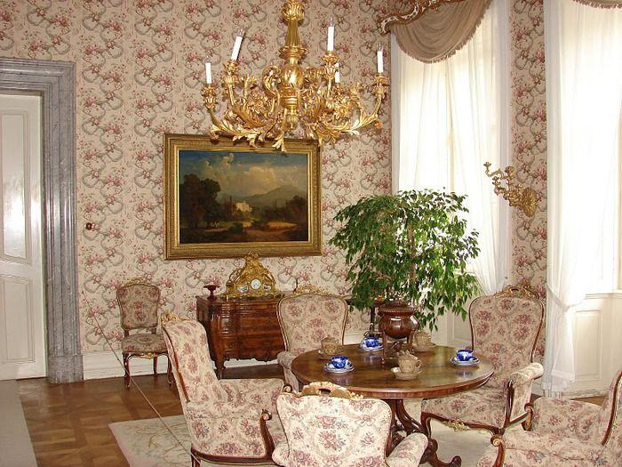 Плосковице (Ploskovice) - замок 24348