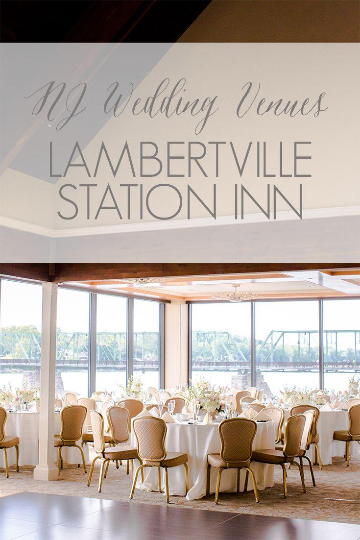 NJ Wedding Venues   Charming NJ Wedding Venue   Lambertville Station Inn in Lambertville, NJ