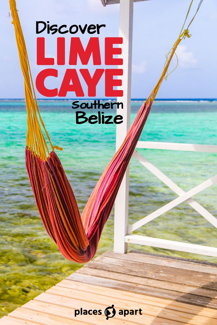 Stunning and off-the-beaten-path Lime Caye—lodging, lounging, snorkeling and fishing at the southern tip of the Belize Barrier Reef. #belize #caribbean #offthebeatenpath