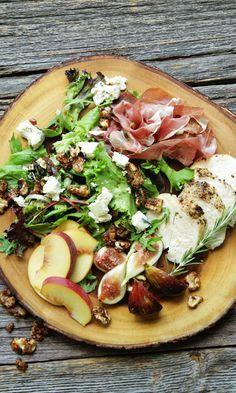 Summer Salad with Fi