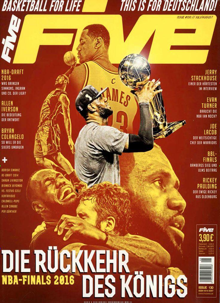Die Rückkehr des Königs. Gefunden in: FIVE, Nr. 8/2016