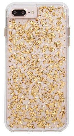 Case-Mate iPhone 8 Plus/7 Plus/6s Plus/6 Plus Case Karat - Gold #iphone8pluscase, #iphone8plus, #iphone6splus,