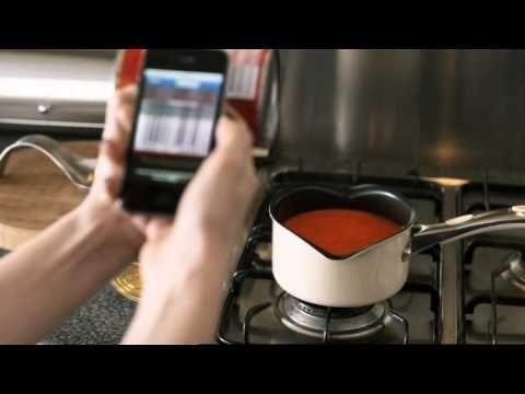 TESCO App voor direct scannen en bestellen...