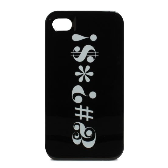 kate spade | pardon my french iphone 4 case
