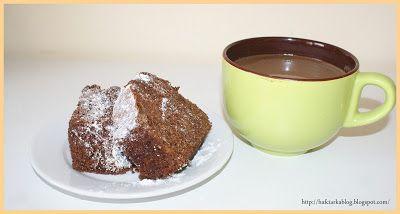 Hafciarka: Ciasto czekoladowe z marchewką