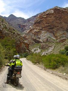 """Ride the """"Seven Weeks Pass"""" and realize you are on the Ultimate GS Adventure! South Africa Backroads Motorcycle Adventure with MotoQuest. Click here to seize the day: https://www.motoquest.com/guided-motorcycle-tour.php?south-africa-motorcycle-adventure-12"""