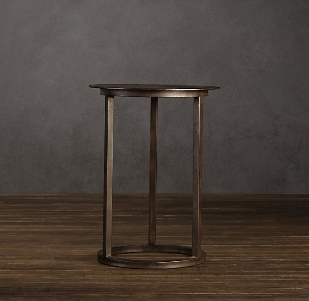 64 best side tables images on pinterest for Restoration hardware bedside tables