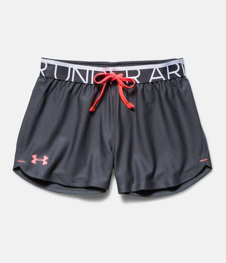 Girls' UA Play Up Shorts | Under Armour CA