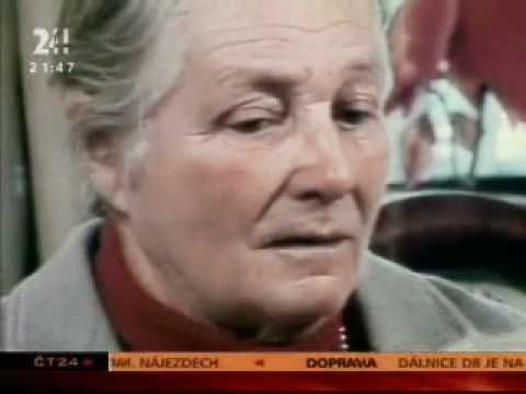 Lina Heydrich's interview (1979). In German + translation into Czech