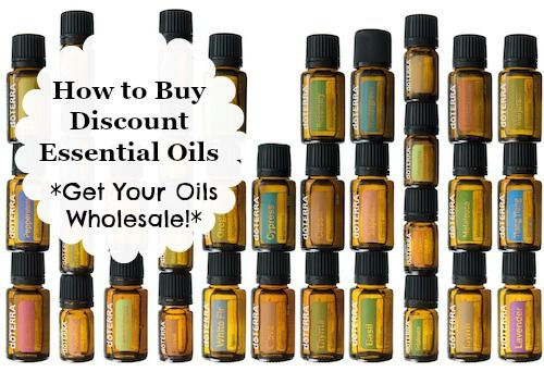 Where to Buy Discount Essential Oils Online. Great resource if you are beginning to use essential oils.