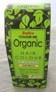Safe Natural Hair Dye