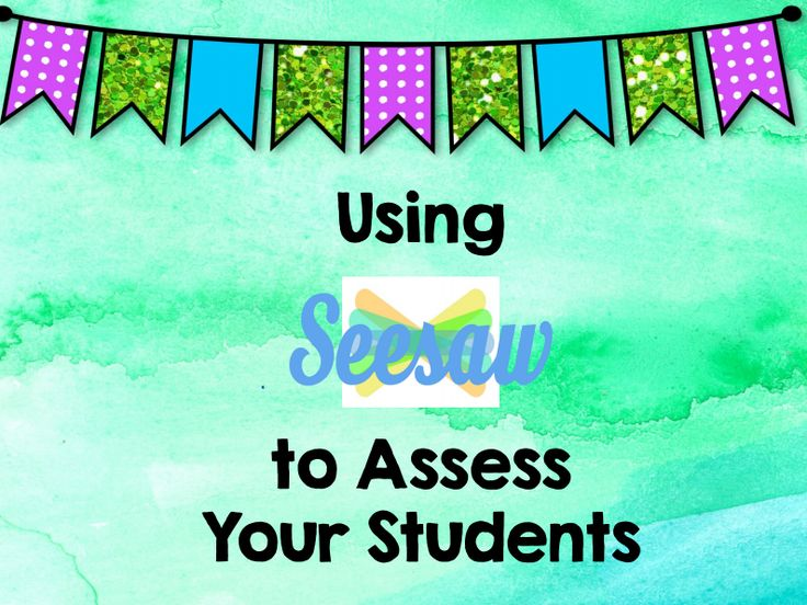 Task Cards: Seesaw to Assess Students (K-2) – Seesaw Help Center