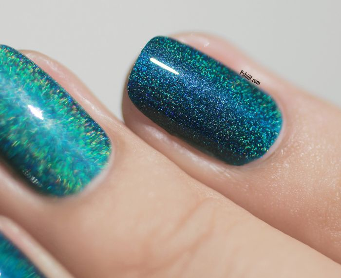 Ozotic 914 et Nail art spatial | PSHIIIT
