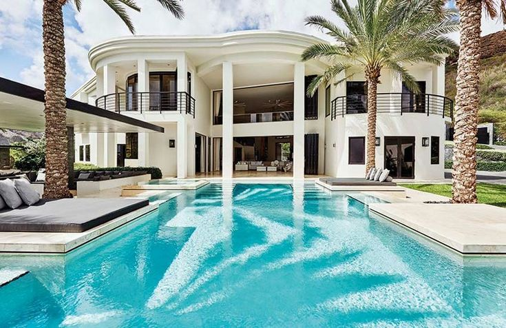 Home Inspiration Ideas » Summer outdoor ideas – Caribbean beautiful swimming pool designs by @erickuster