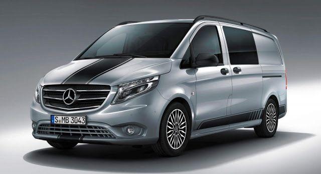 Sport Line Package Improves The Looks Of Mercedes-Benz Vito Range - http://ift.tt/2BTFLLm